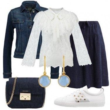 Outfit Amo il denim