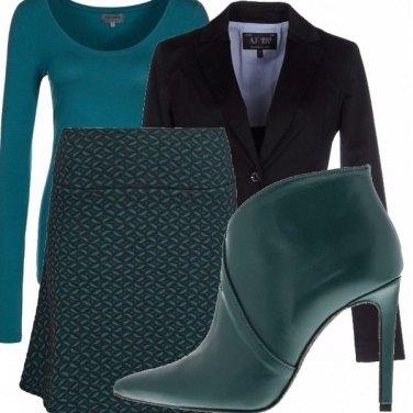 Outfit Perfetta in ufficio...