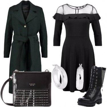 Outfit Gli anfibi con le borchie
