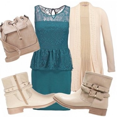 Outfit Appuntamento nel pomeriggio