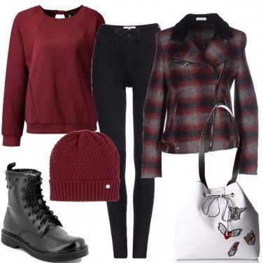 Outfit Ispirazione metropolitana