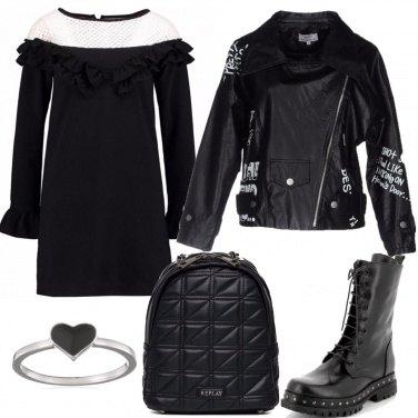 Outfit Parole al cuore