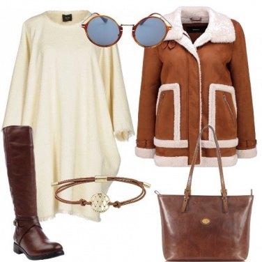 Outfit Vestito con frange