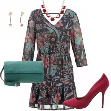 Outfit Eleganza gipsy
