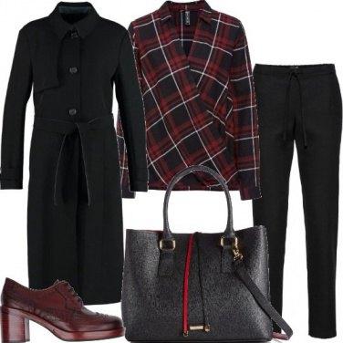 Outfit La stringata con tacco