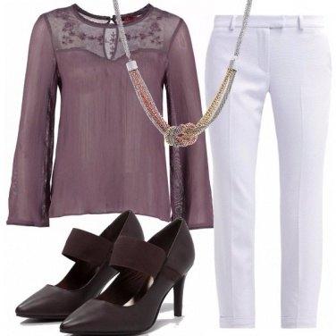 Outfit Bellezza e semplicità