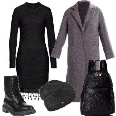 Outfit Una donna metropolitana