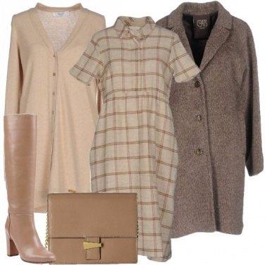 Outfit Palette di neutri