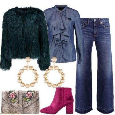 Outfit Denim e denim