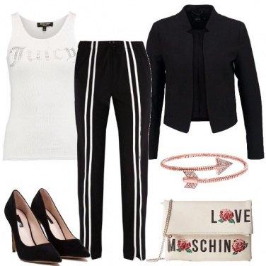 Outfit Il pantalone sportivo