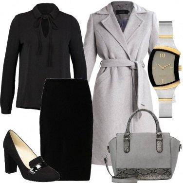 Outfit L\'eleganza discreta