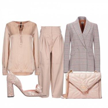 Come abbinare il pantalone 97% cotone grigio: 73 Outfit