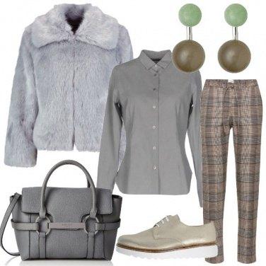 Outfit Questione di grigio