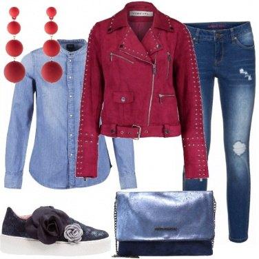 Outfit Camicia di jeans