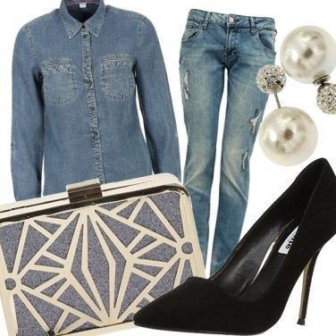 Outfit Total Denim