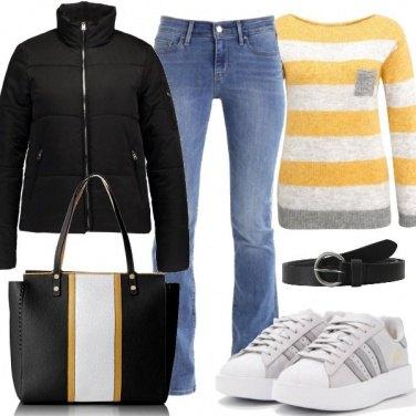 Outfit Un po\' di colore