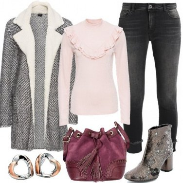 Outfit Un look strepitoso