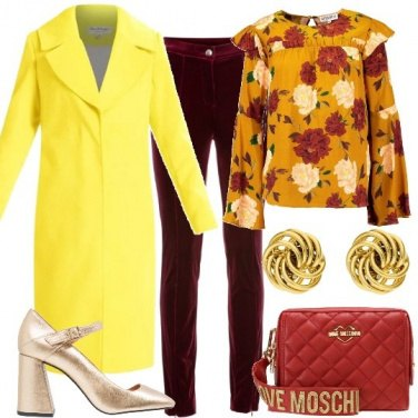 Outfit Luce autunnale