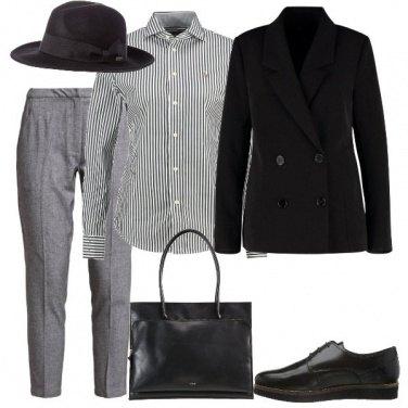 Outfit La giacca doppiopetto