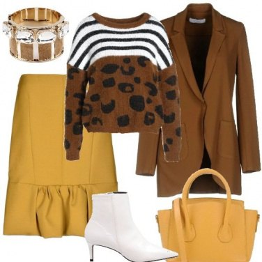 Outfit In pieno sole