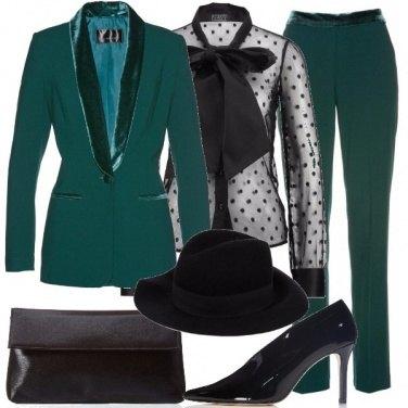 Outfit Il modello borsalino