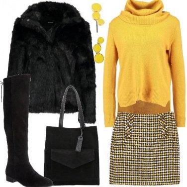 Outfit Mini e stivali