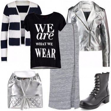 Outfit Metropolitana