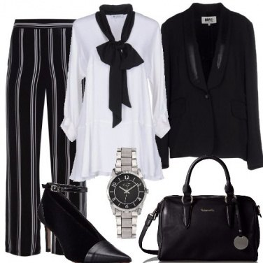 Outfit E\' l\'ora del Mannish