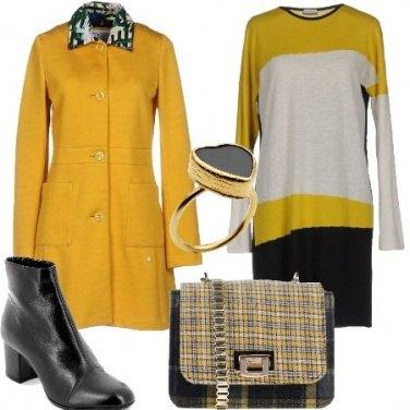 Outfit Solare anche con il freddo
