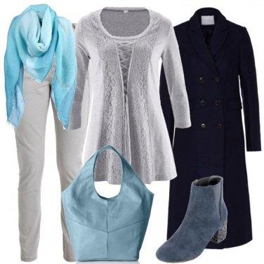 Outfit Il cappotto lungo tutti i giorni