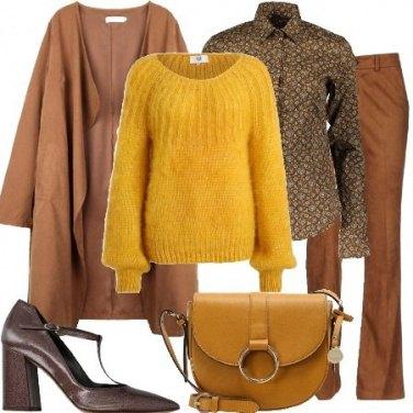 Outfit Un caldo maglione