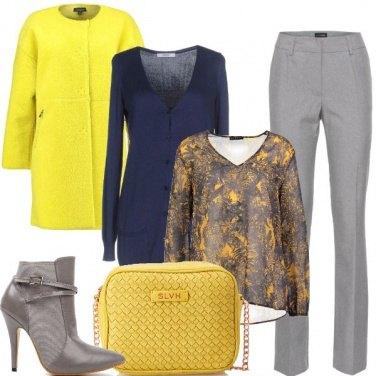 Outfit Freddo a colori