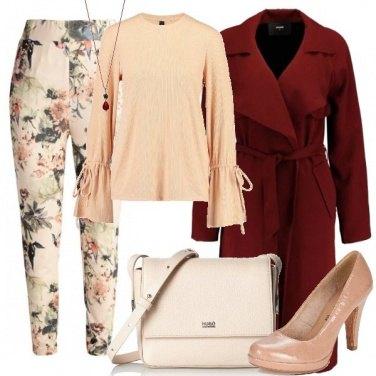 Outfit I pantaloni romantici