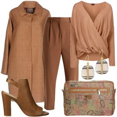 Outfit Avventura metropolitana