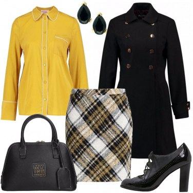 Outfit Bon ton di stagione