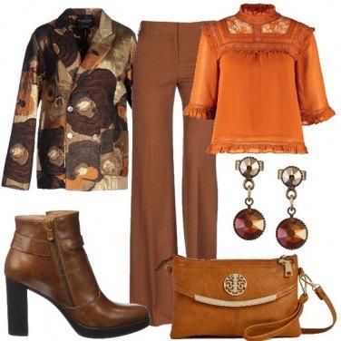 Outfit Giacca doppiopetto