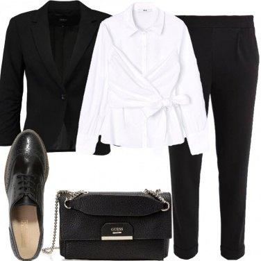 Outfit Il completo e le stringate
