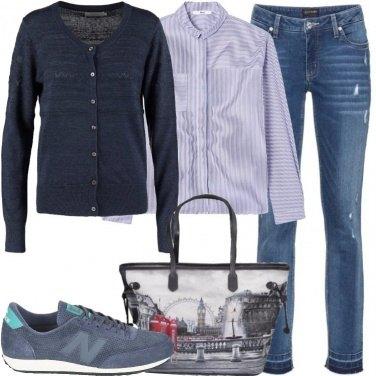Outfit Semplice e casual di giorno