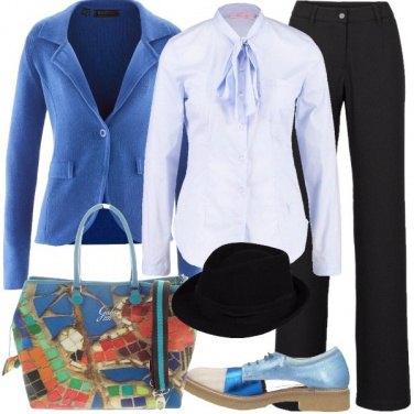 Outfit Una borsa ricca di colori