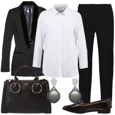 Outfit Elegante per l\'ufficio