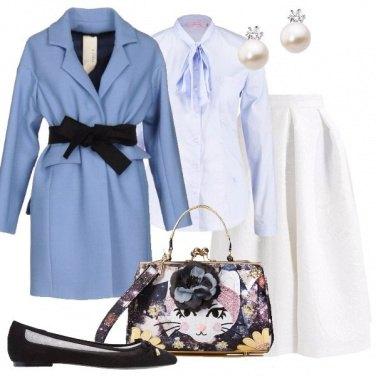 Outfit Alice nel paese delle meraviglie