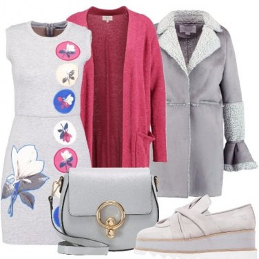 Outfit Fiori nei cerchi