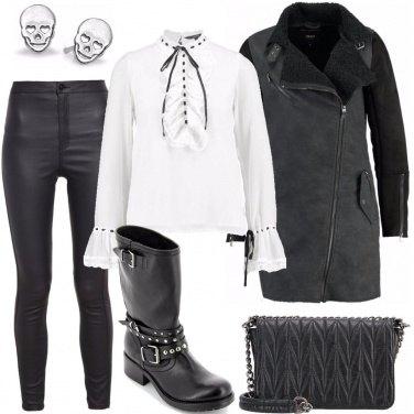 Outfit Ballata rock