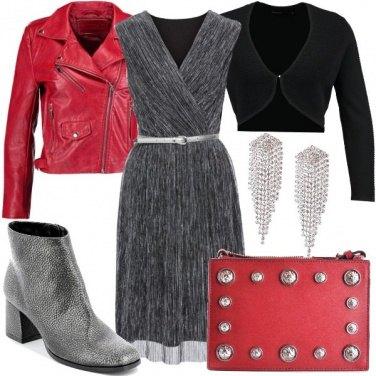 Outfit Stivaletti da sera