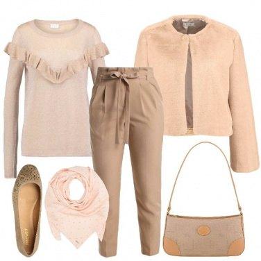 Outfit Delicati colori