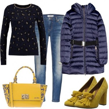 Outfit Tocchi luminosi