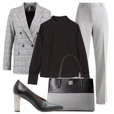 Outfit Così in ufficio
