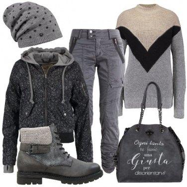 Outfit Tutto il giorno in giro