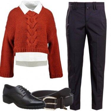 Outfit Abbinamenti maschili