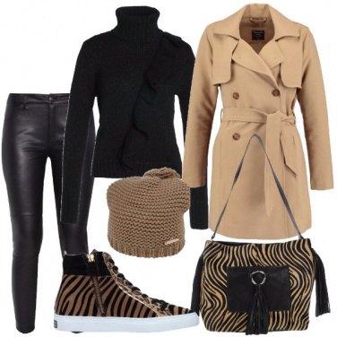 Outfit Tocchi di animalier